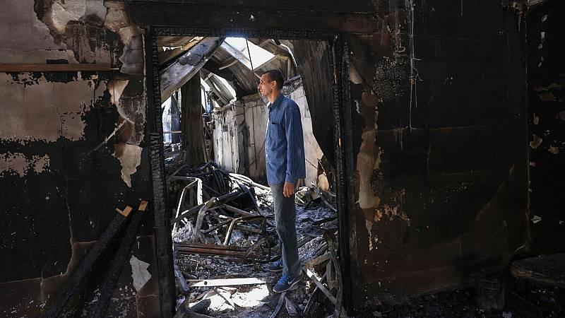 Gaza, a la espera de su reconstrucción, con 18.000 viviendas bombardeadas