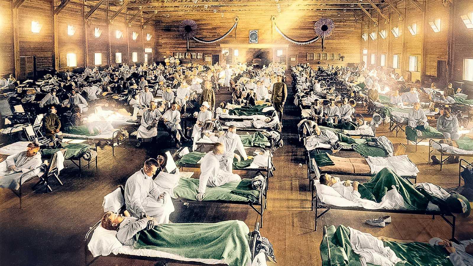 Documaster - 1918. La gripe española - avance
