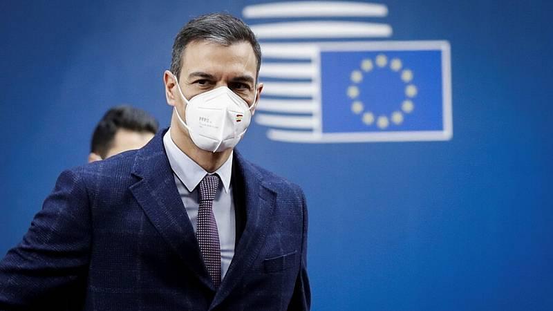 """Sánchez desvincula la crisis en Ceuta con la presencia de Ghali en España: """"No hay que mezclar cosas"""""""
