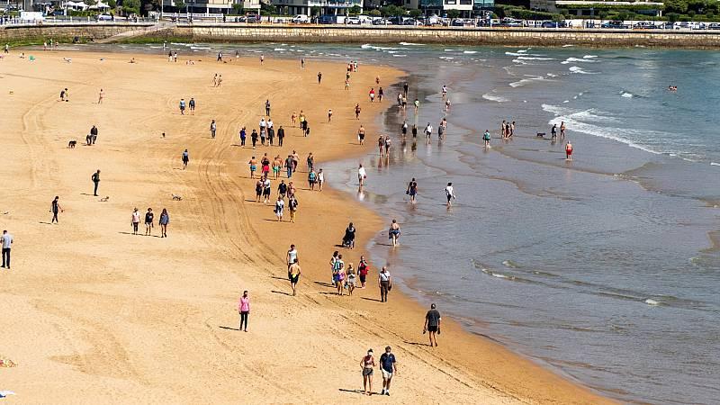 Las playas se preparan para el verano con medidas y restricciones por la pandemia