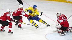 Hockey sobre hielo - Campeonato del Mundo: Suiza - Suecia