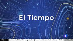 El tiempo en Castilla y León - 26/05/21