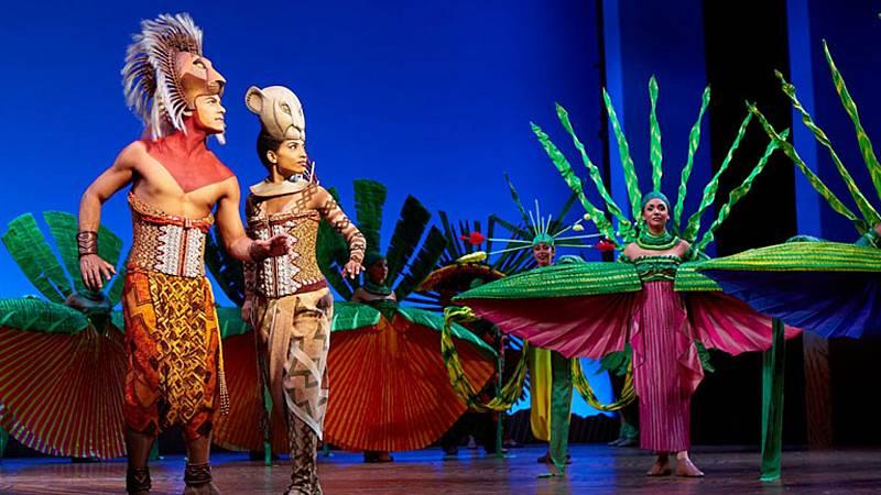 El musical 'El Rey León' reabrirá en la Gran Vía tras haber cerrado por la pandemia - Ver ahora