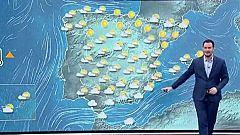 La Aemet prevé temperaturas en ascenso en la mitad norte peninsular y Baleares
