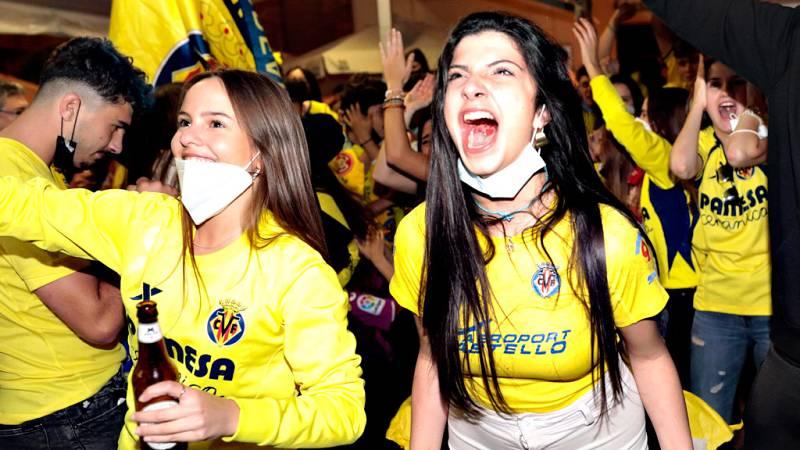 El Villarreal celebra la Liga Europa este jueves con recorrido por la ciudad