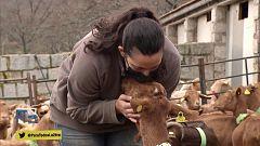 Para Todos La 2-Escuela de pastoras y ganaderas en Cantabria.