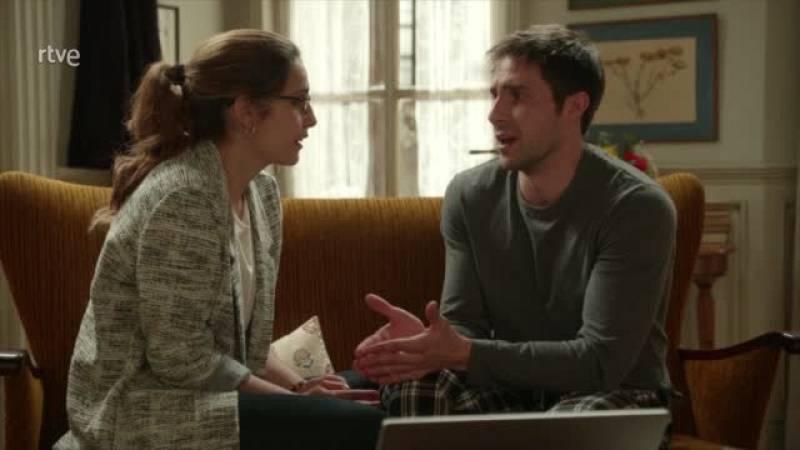 Julia pide a Sergio volver a vivir juntos