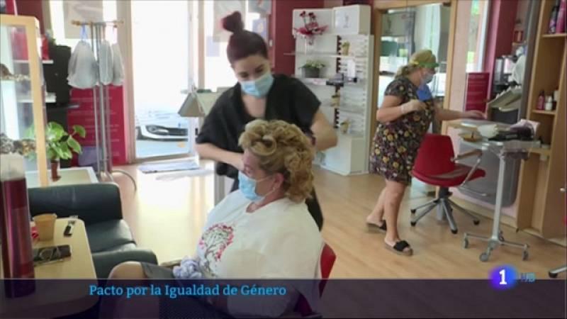 Pacto por la igualdad de género en Extremadura - 27/05/2021