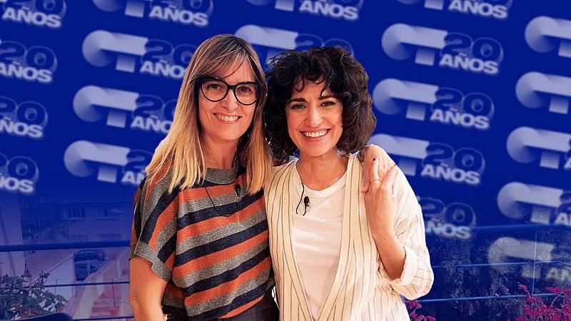 OT 20 años - Entrevista con Elena Gadel