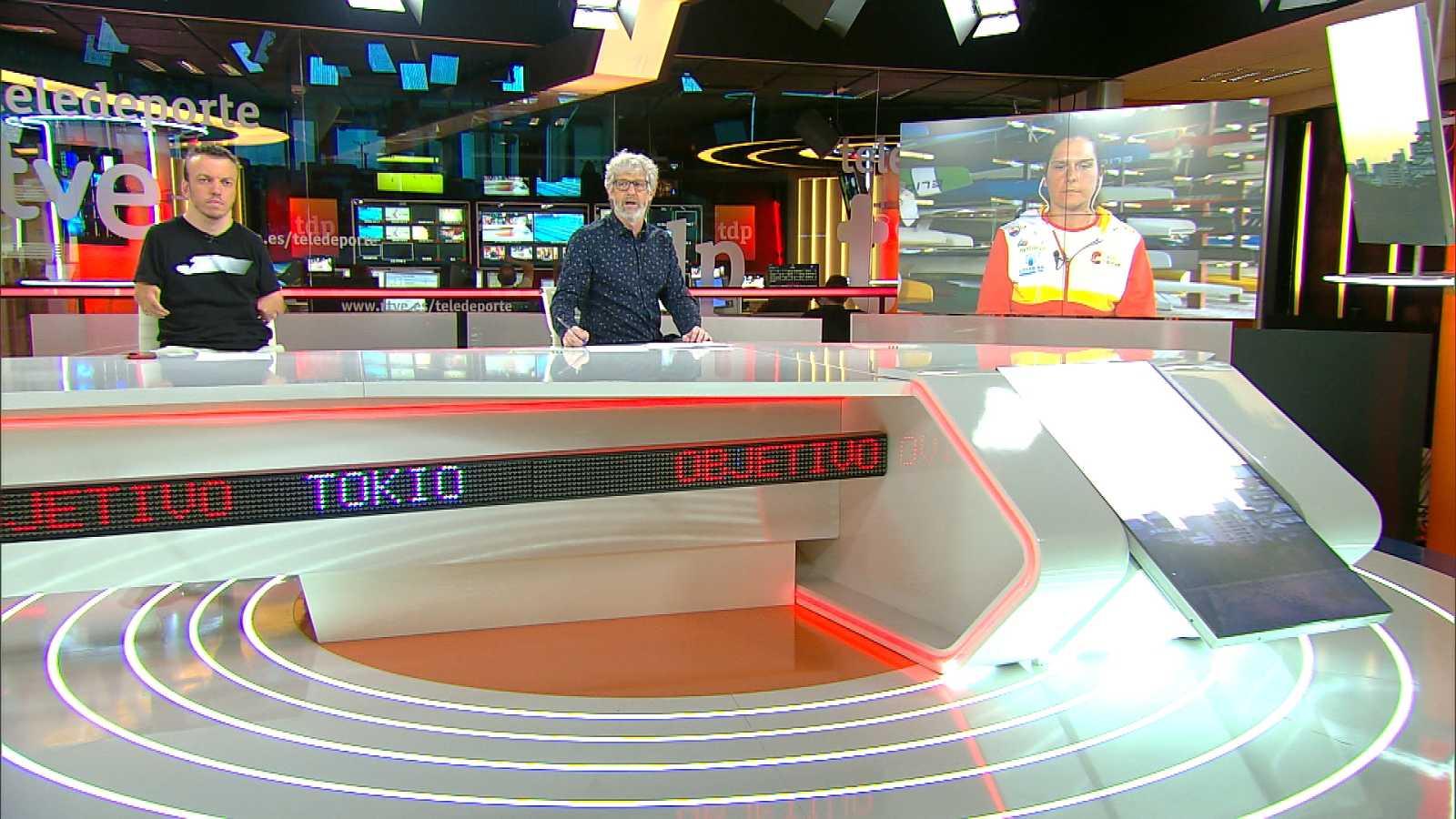 Objetivo Tokio - Programa 161 Paralímpicos: Inés Felipe, piragüista - ver ahora