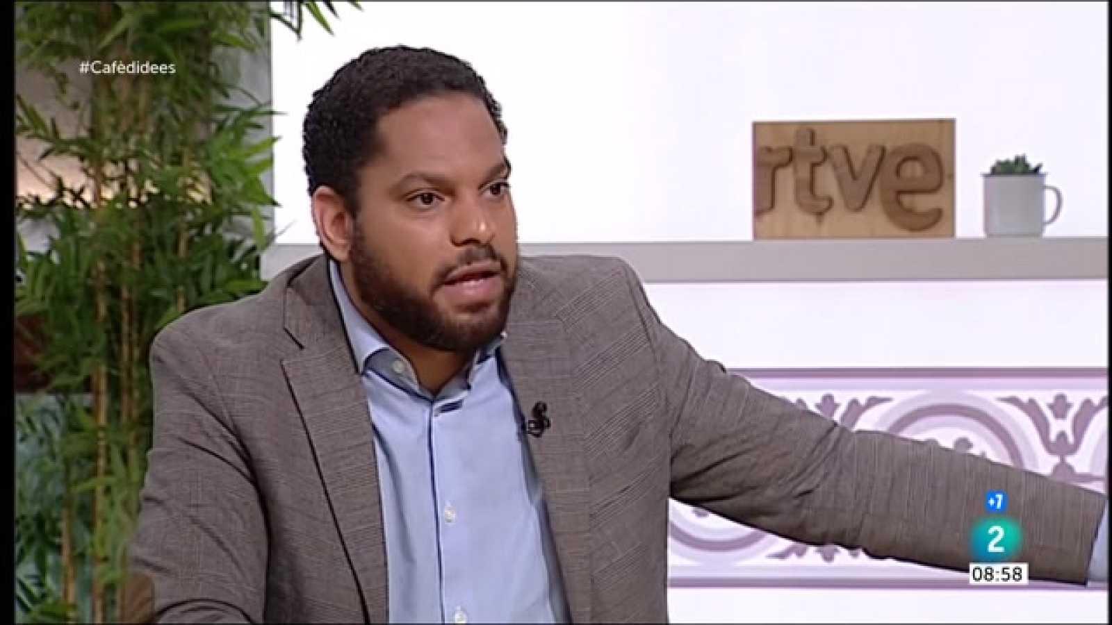 """Cafè d'idees - Ignacio Garriga: """"Si hi ha indults ens querellarem per prevaricació administrativa"""""""