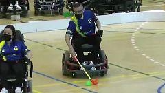 Hockey en silla de ruedas eléctrica - Campeonato de España