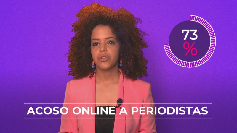 EL DATO: Acoso online contra mujeres periodistas
