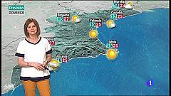 El tiempo en la Comunitat Valenciana - 28/05/21