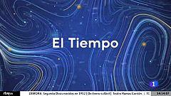El tiempo en Castilla y León - 28/05/21