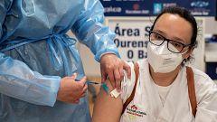 Polémica pola segunda dose da vacina