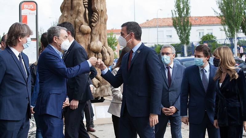 Sánchez ofrece una alianza nacional contra la despoblación