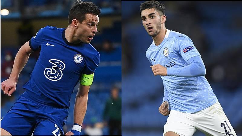 City y Chelsea se jugarán la Champions con Mateu Lahoz de colegiado