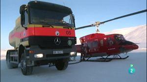 La vida a 30º bajo cero (Groenlandia)