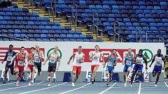 Atletismo - Campeonato de Europa de Naciones. 4x100m W y M