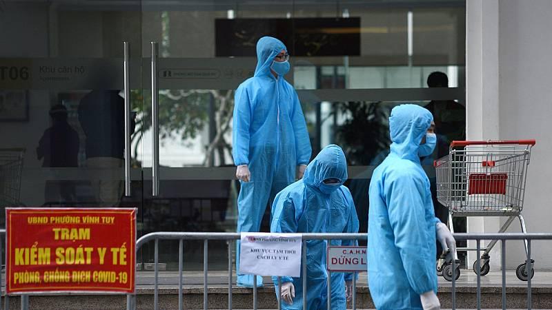 Aumentan las restricciones en Asia, donde preocupa la variante hallada en Vietnam
