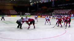 Hockey sobre hielo - Campeonato del Mundo: Suiza - Rusia