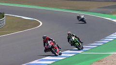 Motociclismo - Campeonato del Mundo Superbike. WSBK 2ª carrera