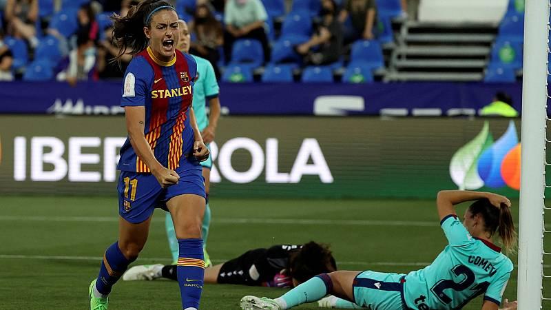 El Barça gana 4-2 al Levante la final de la Copa de Reina: resumen y goles