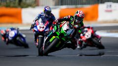 Motociclismo - Campeonato del Mundo Superbike. World Supersport 2ª carrera