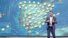 La semana comienza con una bajada de temperaturas en el interior de la mitad sur