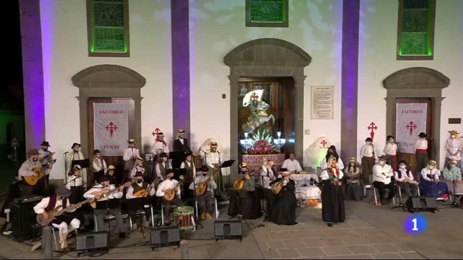 Tenderete - 30/05/2021 Día de Canarias desde San Bartolomé de Tirajana