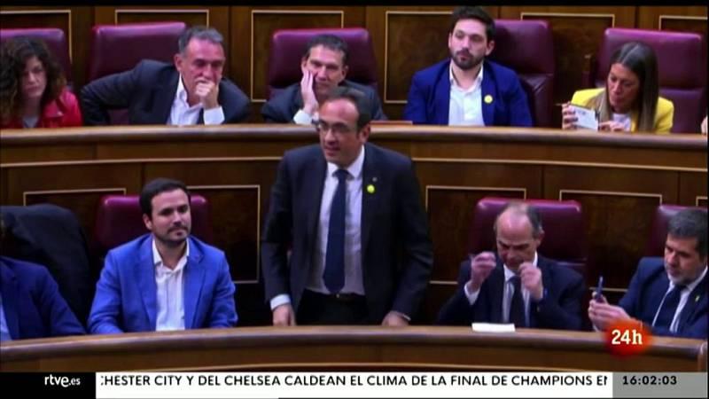 Parlamento - El foco parlamentario - Posibles indultos a los presos del procès - 29/05/2021