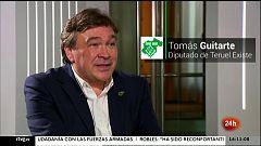 Parlamento - La entrevista - Tomás Guitarte: 101 propuestas contra el despoblamiento - 29/05/2021