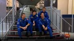 Samantha Cristoforetti, primera mujer astronauta que dirige la Estación Espacial Internacional