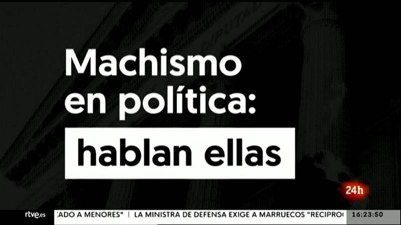 Parlamento - El reportaje - Machismo en la política - 29/05/2021
