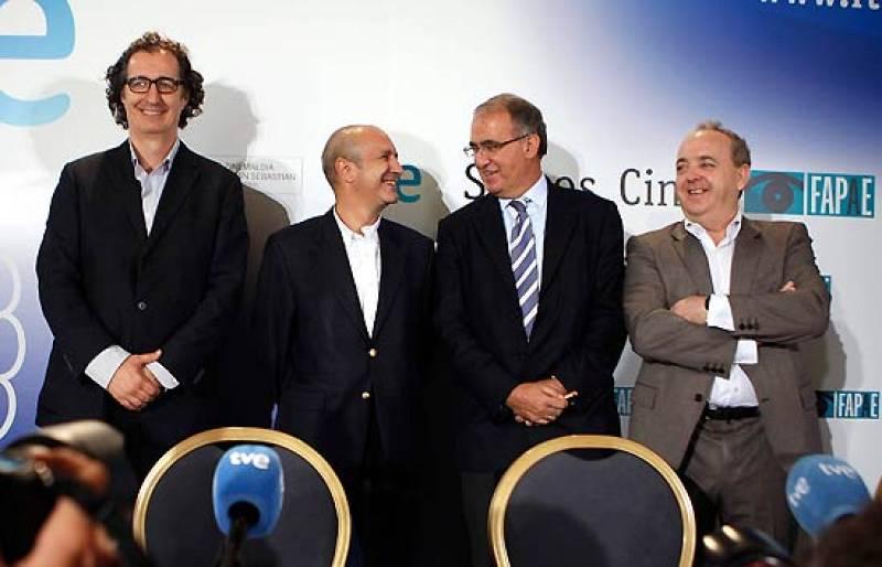 El 96 por ciento del cine español se emite en Televisión Española.