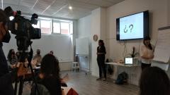 En Lengua de Signos -Taller de alimentación accesible e inclusivo
