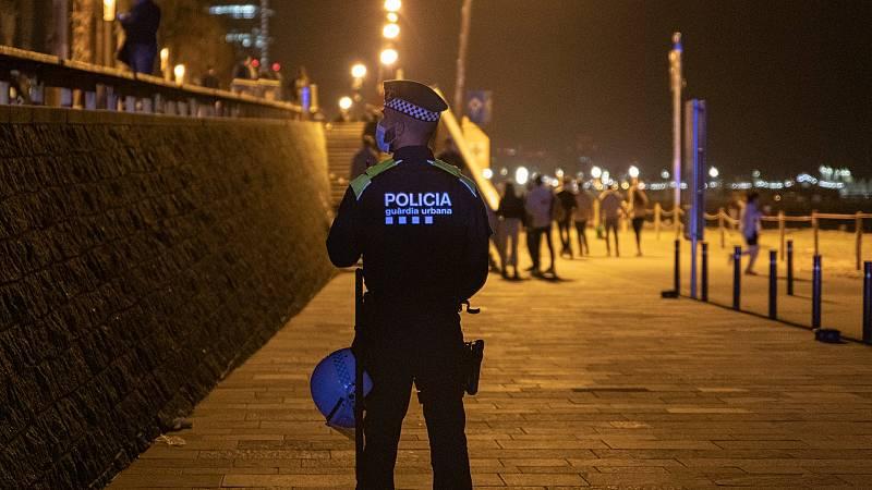 Nuevo fin de semana de botellones con récord de multas en Madrid y más de 9.700 desalojos en Barcelona