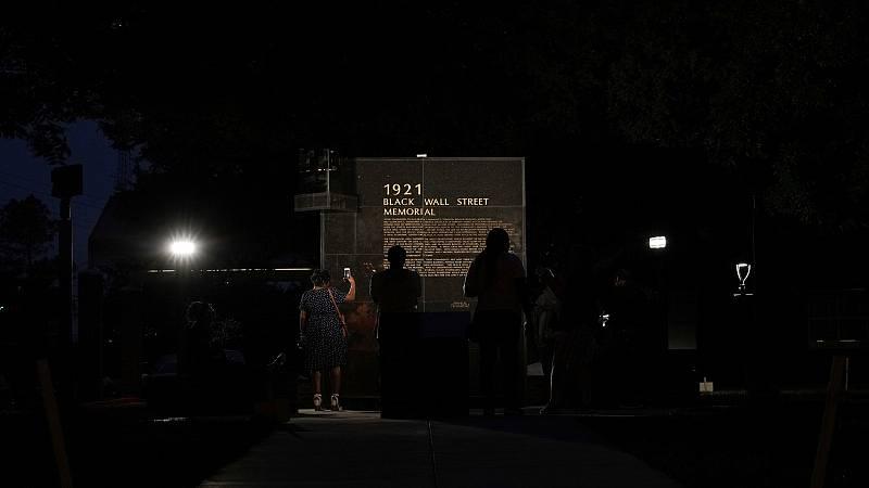 Se cumplen 100 años de la masacre racista de Tulsa