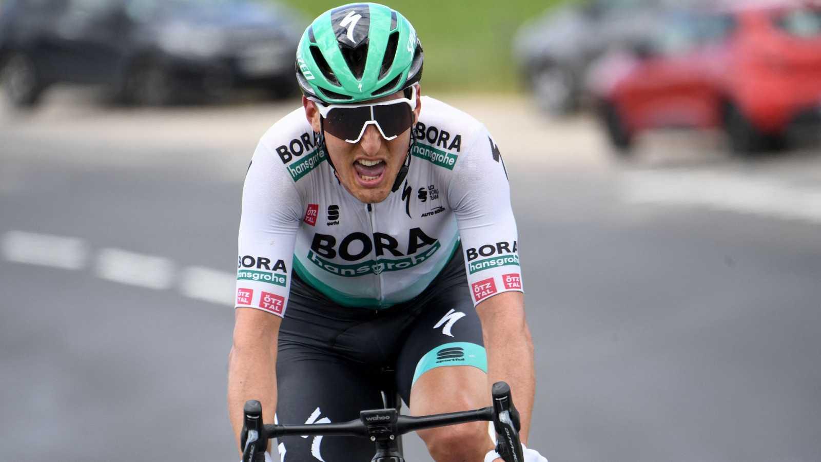 Así fue la victoria de Postlberger en la segunda etapa de la Dauphiné