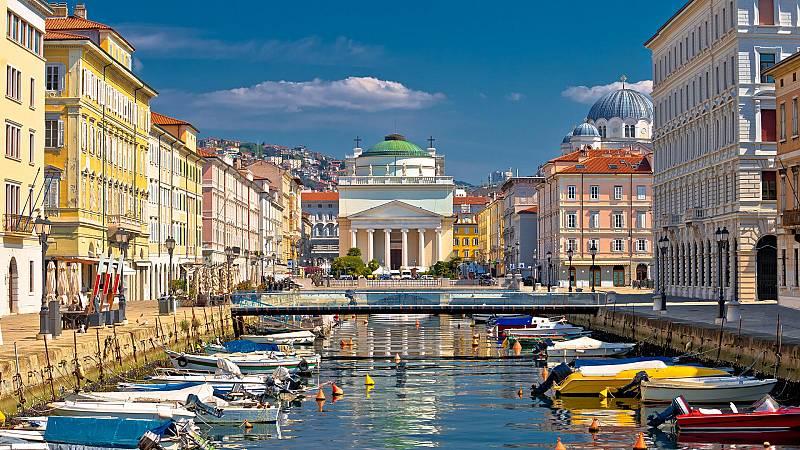 La Italia oculta - La ciudad imperial libre de Trieste - ver ahora