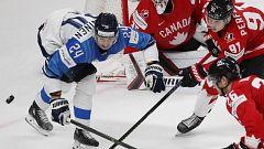 Hockey sobre hielo - Campeonato del mundo: Canadá - Finlandia