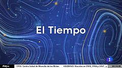 El tiempo en Castilla y León - 01/06/21