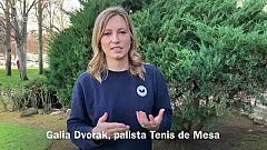 Así es Galia Dvorak