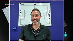 Desmarcats. Entrevista a Vicente Moreno, entrenador del RCD Espanyol