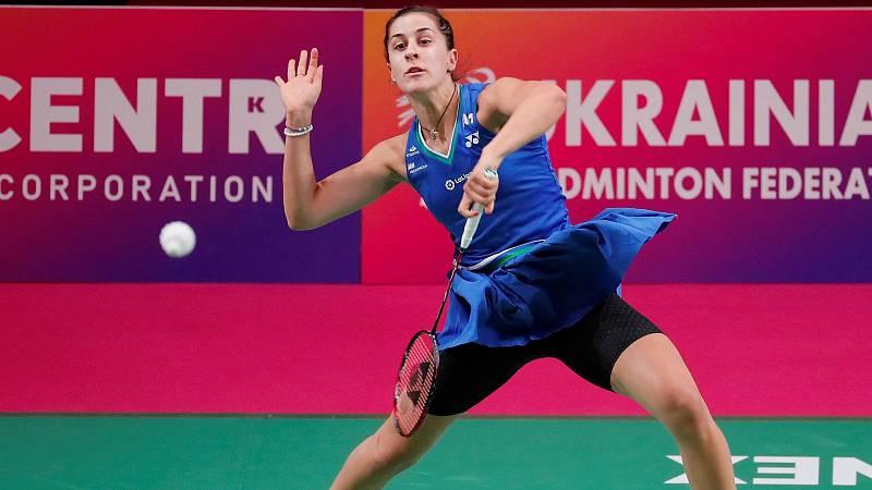 Carolina Marín se rompe y no podrá defender su oro olímpico en Tokio 2020