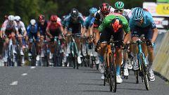 Ciclismo - Criterium du Dauphiné. 3ª etapa: Langeac - Saint Haon le Vieux