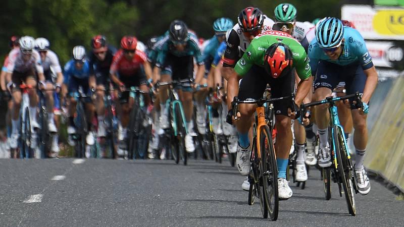 Ciclismo - Criterium du Dauphiné. 3ª etapa: Langeac - Saint Haon La vieux - ver ahora