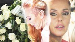 Corazón y tendencias - Rocío Carrasco llega al cementerio en el aniversario de la muerte de Rocío Jurado