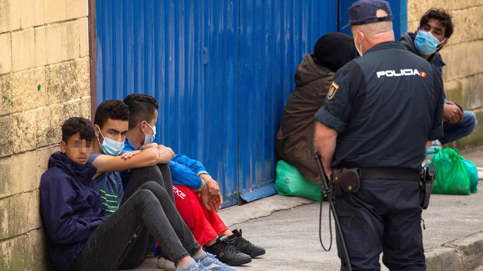 Marruecos readmitirá a sus menores en Ceuta